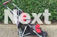 Mothers Choice Stroller in good condition