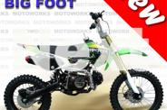 MOTOWORKS BIGFOOT 150cc OIL COOLED MOTOR TRAIL DIRT PIT