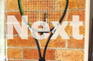 New and near new high performance tennis racquets for