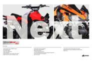 NEW ATOMIK FERAL 110CC ATV QUAD DIRT BIKE 4 WHEELER MX