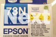 New Genuine Epson Print Cartridges 73N (full set)