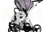 NEW - PACKAGE DEAL- Oyster Max Slate Grey Stroller pram