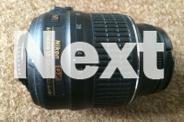 Nikon D3100 + DX 18-55mm Lens + DX 55-200mm Lens