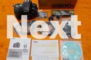 Nikon D800E Digital DSLR 36.3MP FX Full Frame Camera