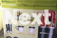 NUTRIBULLET 600 WATT BRAND NEW UNUSED IN BOX AUSTRALIAN
