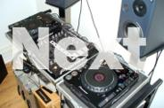 PIONEER CDJ 1000 MK3 DJM 600 ALESIS MK2 SPEAKERS HD25