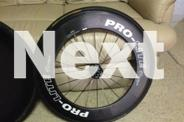 Pro-lite disc and Pro-lite Vicenza 90mm front