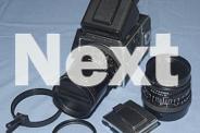 Professional Medium format camera Hasselblad 503CX