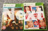 PS3 Xbox 360 games