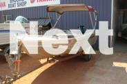 Quintrex 385 explorer 2003