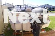 QUINTREX 455 ESCAPE swap or sale