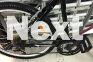RALEIGH Large mountain bike in excellent condition.