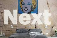Rare Original Melrin Monroe 60x60cm on Matboard framed