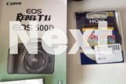 Rebel T1i EOS 500D bundle