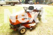 Ride on Mower - KUBOTA G18 Diesel