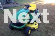 ride on mower rideon mower