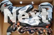 Roller Skate & gards