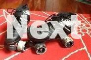 Roller Skates - Quad wheels
