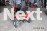 ROVER CLIPPER RIDE ON MOWER