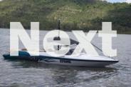 "Ski/Wake Boat 330hp 5.7ltr Black Scorpion -XFI ""Genesis"