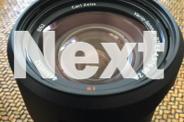 Sony Lens SAL1680Z Vario-Sonnar T* DT 16-80mm F3.5-4.5