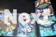 Survivor First Season Borneo - dvd set - $15