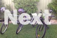 Three bikes $20 ea