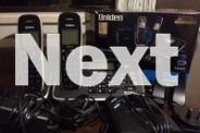 Uniden XDECT 8155 + 1 Bluetooth Home Phone
