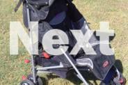 Valco stroller in near new condition