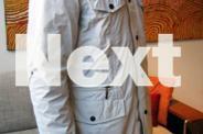 VERSACE SALE - Men's Windbreaker Parka Jacket Size 48