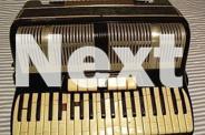 Vintage Serenelli Piano Acordeon for Restore