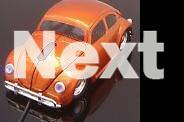 VINTAGE VW BEETLE JACK