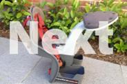 Wee Ride Kids Bike Seat
