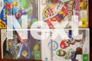 Wii plus Games