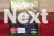 Xbox one brand new with COD Ghosts