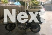Yamaha 750cc 1986