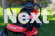 Zero Turn Mower 20HP Briggs & Stratton 2yrs Warranty As