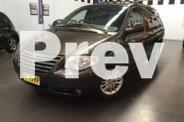 07 Chrysler Grand Voyager luxury, Top of the Range,