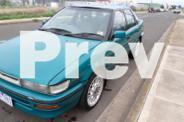 1993 Toyota Corolla Hatchback