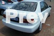 1995 Honda Civic EG GLI White 4 Speed Automatic Sedan