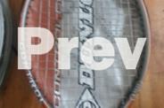 2 Dunlop Tennis racquets