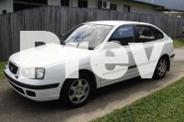 2001 Hyundai Elantra Hatchback, RWC, Low k's