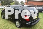 2002 Chrysler Grand Voyager Wagon