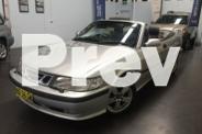 2002 Saab 9-3 Turbo, 2 Door Soft Top Convertible
