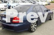 2004 Holden Commodore Executive Blue 4 Speed Automatic