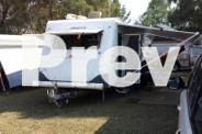 2006 Jayco 23' Stirling Slideout with the lot