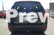 2007 Holden Captiva SX Grey Automatic Wagon