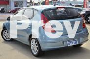 2010 Hyundai i30 FD MY10 SLX 1.6 Crdi Blue 4 Speed