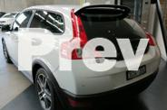 2010 Volvo C30 M Series MY10 S Geartronic White 5 Speed