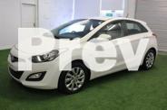 2012 Hyundai i30 White Auto Seq Sportshift Hatchback